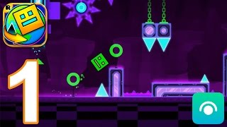 Download Geometry Dash World - Gameplay Walkthrough Part 1 - Levels 1-10 (iOS, Android) Video