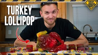 Download Humongous Turkey Lollipop Video