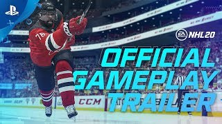 Download NHL 20 - Official Gameplay Trailer | PS4 Video