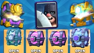 Download OPENING ALL MY FREE LEGENDARY & BEST CHESTS IN CLASH ROYALE! + Executioner Strategy Talk! Video