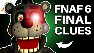 Download FNAF 6: The UNRESOLVED Lore! (Five Nights at Freddy's: Pizzeria Simulator Theory) | SwankyBox Video