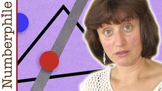 Download Triangles have a Magic Highway - Numberphile Video