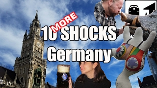 Download Visit Germany - 10 MORE SHOCKS of Visiting Germany Video