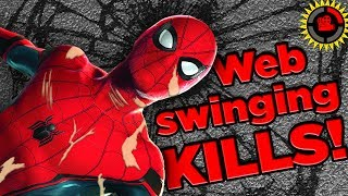 Download Film Theory: Spiderman is DEAD! Web Swinging's Tragic Truth (Spider-Man: Homecoming) Video