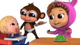 Download Crazy Food Sausage | Songs For Kids Video