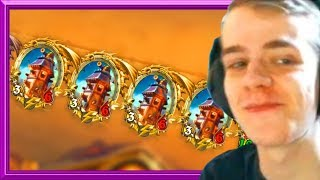 Download Good Luck Vs 4x Gunspire and 3x Grommash At Once Video