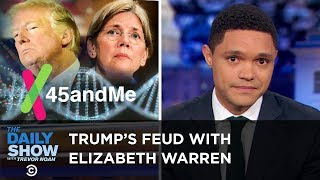 Download Elizabeth Warren Proves Her Native American Heritage | The Daily Show Video