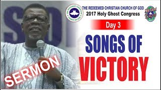 Download Dr. Mensa Otabil Sermon @ RCCG 2017 HOLY GHOST CONGRESS #Day3 Video