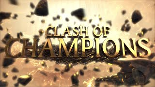 Download WWE Clash of Champions 2017 opening Video
