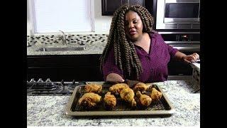 Download Best Oven Fried Chicken Recipe - Easy Chicken Recipe -I Heart Recipes w/ Rosie Mayes Video