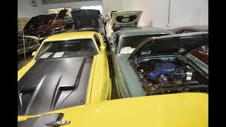 Download MASSIVE HOARD OF BARN FIND MUSCLE MUSTANG, FORD & SHELBY Video