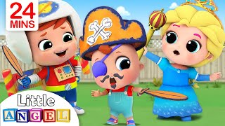 Download This is the Way We Get Ready for Playtime |Little Angel Nursery Rhymes Video
