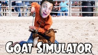 Download HOGY NÉZ KI EZ A KECSKE?! - Goat Simulator #1 Video