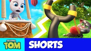 Download Talking Tom Shorts 31 - Balloon Battle Video