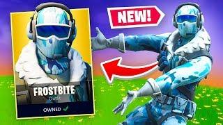 Download Fortnite got a COOL New Skin! Video