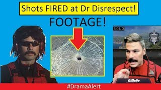 Download Dr Disrespect shot at on Live Stream (FOOTAGE) ! #DramaAlert GREG PAUL EXPOSED by HACKERS! Video