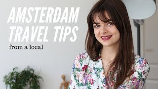 Download Amsterdam Travel Tips From A Local Video