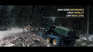 Download John Deere 1170G 8W for soft terrain and slopes. Video