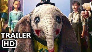 Download DUMBO Tráiler Español DOBLADO (Tim Burton, 2019) Video