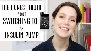 Download The Honest Truth About Switching to an Insulin Pump | She's Diabetic Video