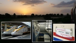 Download ISTANBUL EXPRESS: London to Istanbul by train in 12 minutes Video
