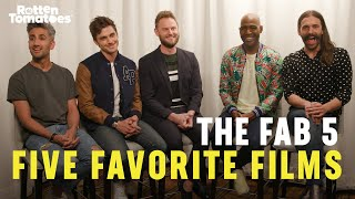 Download 'Queer Eye' Fab Five's Five Favorite Films | Rotten Tomatoes Video