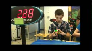 Download Rubik's Cube World Record Video