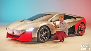 Download THIS is the Future of BMW M - BMW Vision M NEXT | FIRST LOOK Video