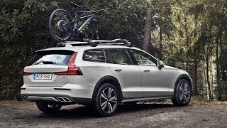 Download 2019 Volvo V60 Cross Country - Exterior interior and Drive Video