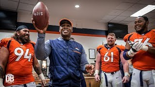 Download Victory Speech: Chargers vs. Broncos Video