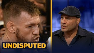 Download Randy Couture says Conor McGregor 'has a 1 in 10 chance' to beat Floyd Mayweather | UNDISPUTED Video