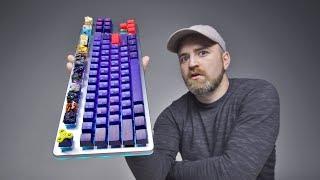 Razer Ornata Chroma vs Corsair K55 RGB Keyboard Free Download Video