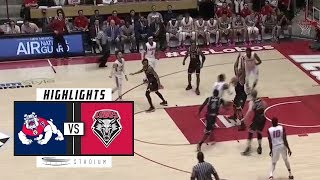 Download Fresno State vs. New Mexico Basketball Highlights (2018-19) | Stadium Video