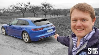 Download Panamera Turbo Sport Turismo - Is it For Me? | TEST DRIVE Video