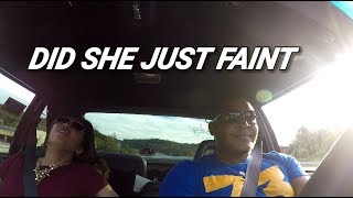 Download My Girlfriend Takes A Ride Along In My Nitrous Fox body Mustang Video