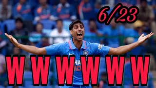 Download Ashish nehra best Inning of his Carrier 6/23 Video