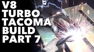 Download LSX V8 Turbo Tacoma - Project Firebolt Part 7 Video