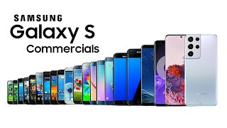 Download Every Samsung Galaxy S Commercial! Video