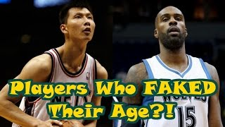 Download 5 NBA Players Who LIED About Their Age?! Video