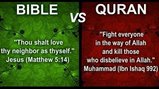 Download ALL Muslims REJECT the SAVING BLOOD of JESUS GOD YAHWEH of Israel - Bible vs Quran Video