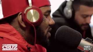 Download [EXCLUSIVE] The Game ″Breakfast Bars″ Freestyle on The Cruz Show Video