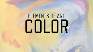 Download Elements of Art: Color | KQED Arts Video