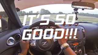 Download What It's Like to drive my NISSAN 370Z || POV || FPV Video