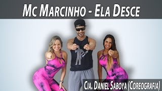 Download Mc Marcinho - Ela Desce Cia. Daniel Saboya (Coreografia) Video