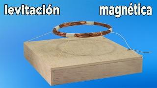 Download Cómo Hacer Levitar Una bobina (muy fácil de hacer) Video