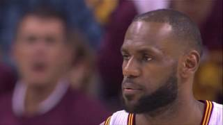 Download Lebron James gets mad at kyrie Irving after he dominated the Boston Celtics. Irving the real king Video