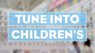 Download Tune into Children's at #LBF18 Video