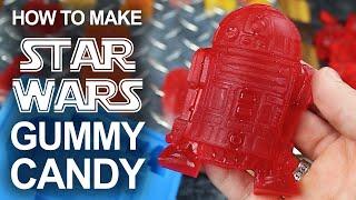 Download How To Make Star Wars Gummy Candies Video