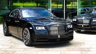 Download Rolls-Royce GHOST BLACK BADGE Review / INTERIOR / Commercial Rolls-Royce Bespoke CARJAM TV Video