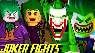 Download Evolution of Joker Battles in LEGO Batman Games (2008-2017) Video